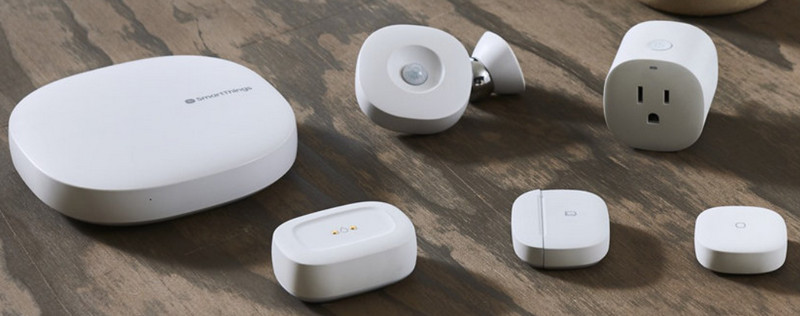 New Samsung SmartThings Wifi Melds Home Automation Hub with