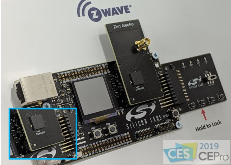 The Very First Z-Wave 700 Series Home-Automation Product