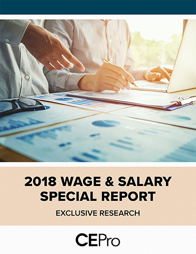 2018 CE Pro Wage & Salary Study: How Do Your Wages