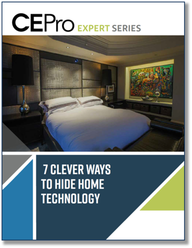 7 clever ways to hide home technology ce pro download New Upcoming Technology Trends when most people think of technology, images of black boxes, tangled wiring, unsightly buttons, switches and knobs come to mind