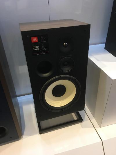 Harman Reintroduces Jbl L100 Classic Speaker Ce Pro