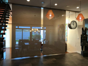 Massive Home Addition Features 11 Somfy Motors and
