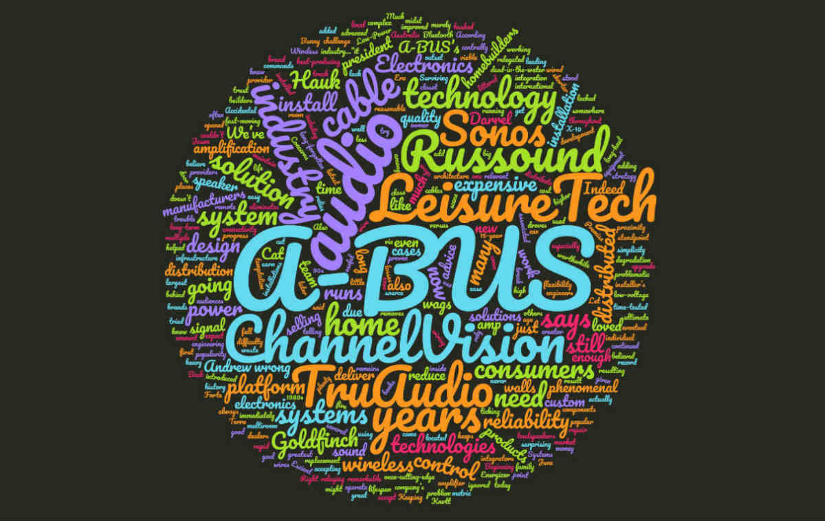How Has A-BUS Multiroom Audio Platform Remained Viable?