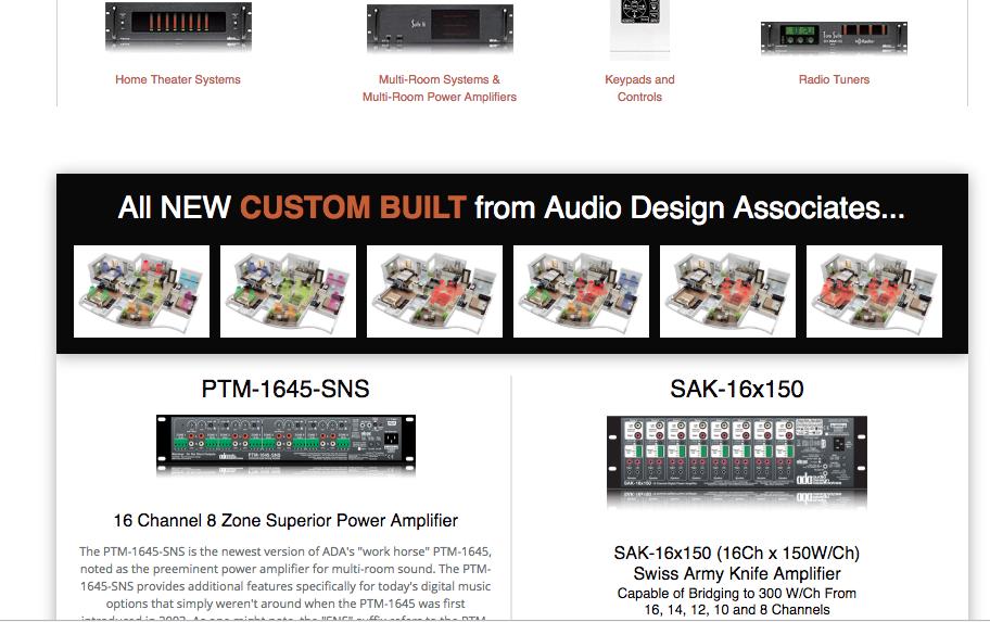 ADA Custom Built Program Puts Integrator Brand Name Front and Center