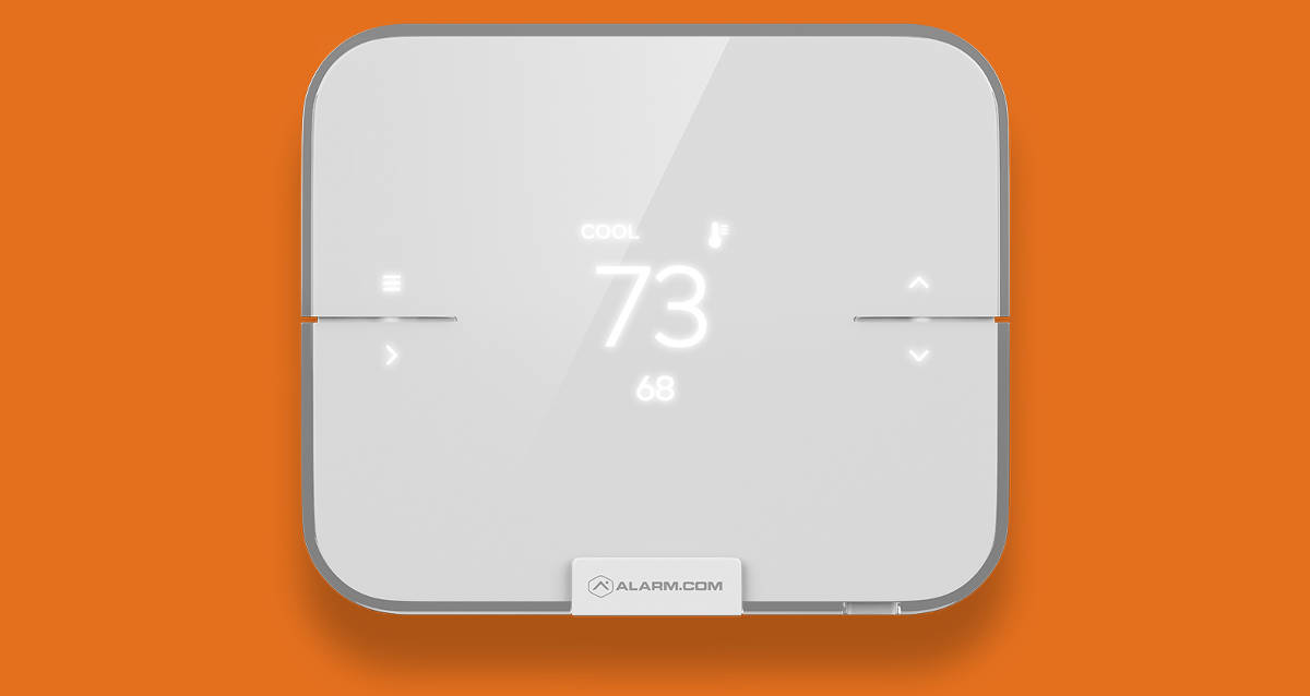 Alarm.com Debuts New 'Smarter' Thermostat