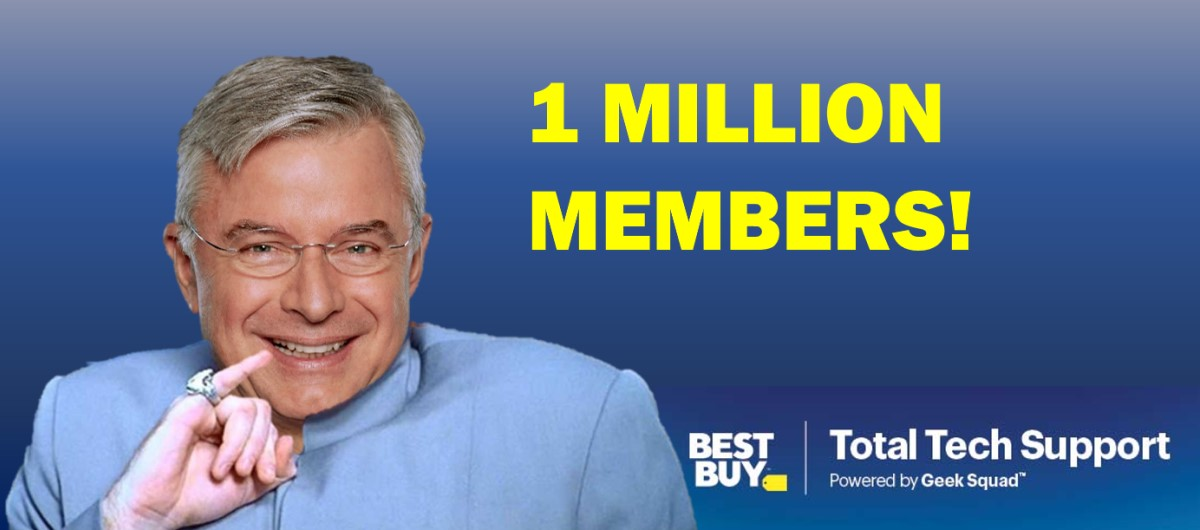 Best Buy Hits 1M Subscribers for $199 Total Tech Support Program