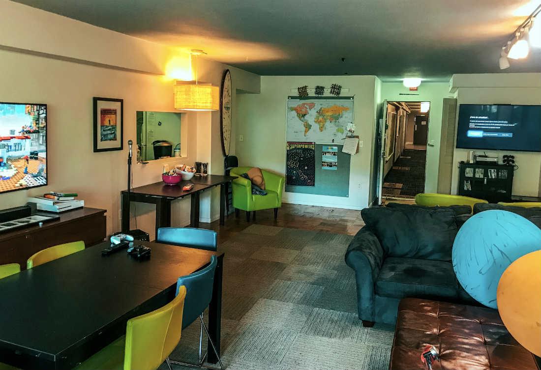 Boston Integrator Updates Local Cancer Nonprofit's Apartments and Rec Center