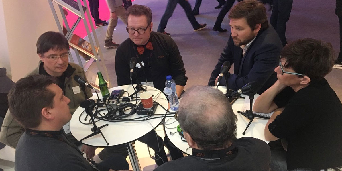 The Tech Council Podcast: Give CEDIA® a Listen