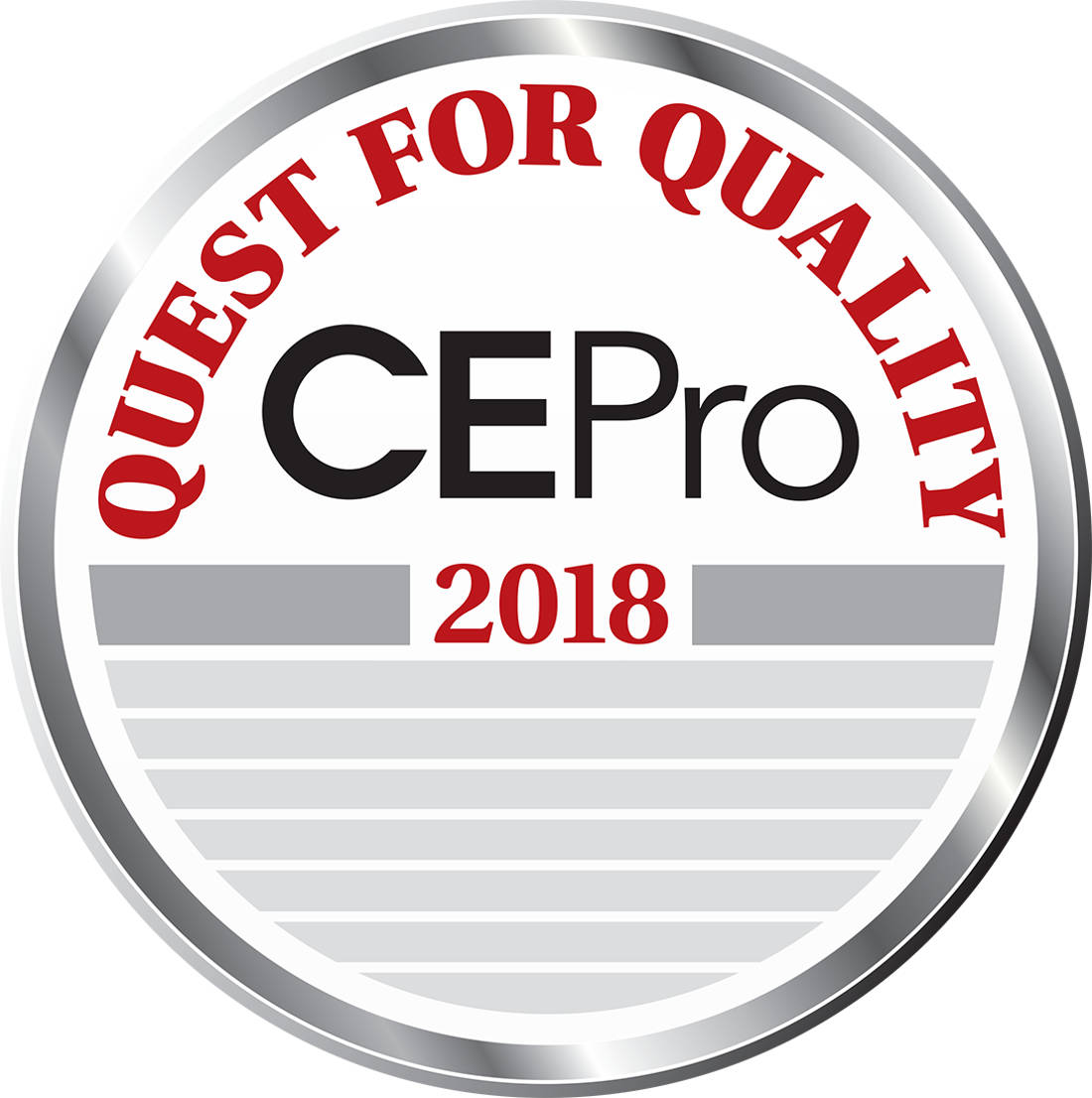 Image result for CE Pro Quest For Quality Awards