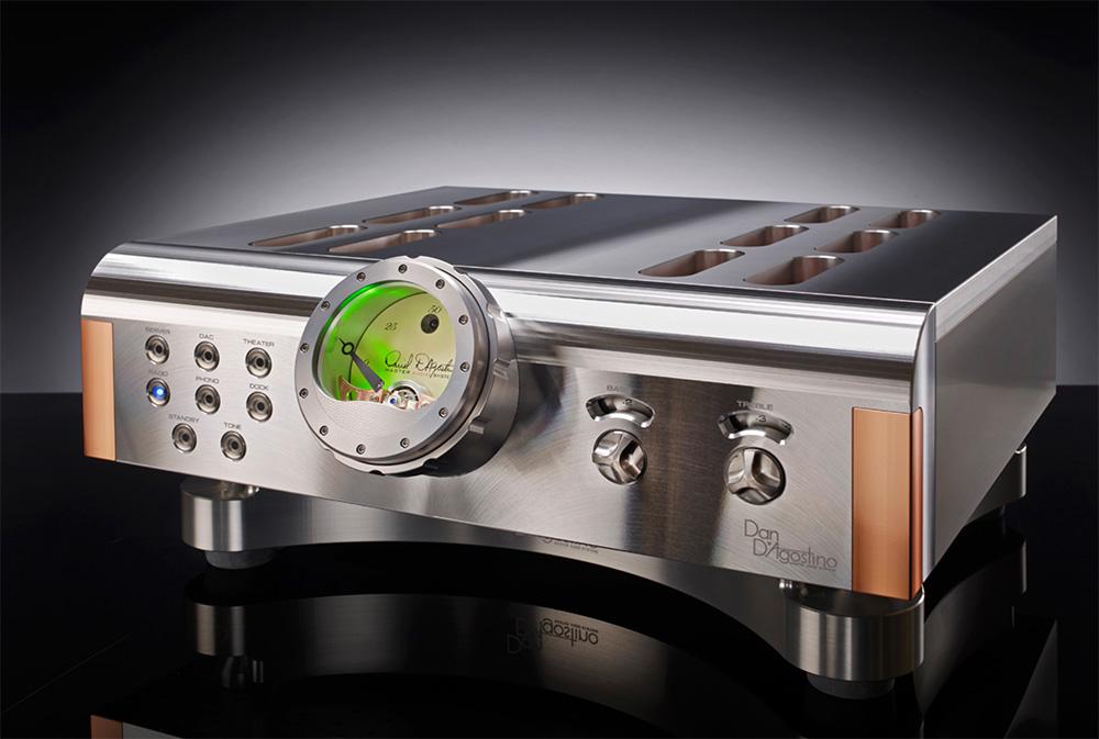 Dan D'Agostino Master Audio Systems Announces $40K Momentum HD Preamplifier