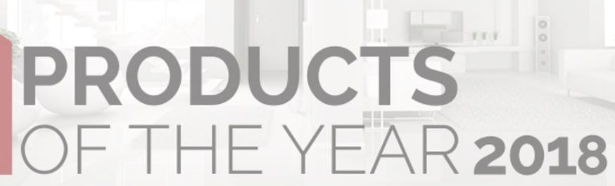 2018 Electronic House Products of the Year Highlight Smart Home Consumer Solutions