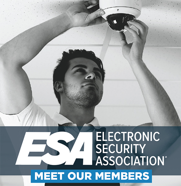 ESA is the Voice of the Electronic Security and Life Safety Industry