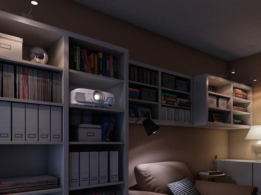 Epson Home Cinema 4K UHD Projectors Produce 2,600 Lumens of Brightness