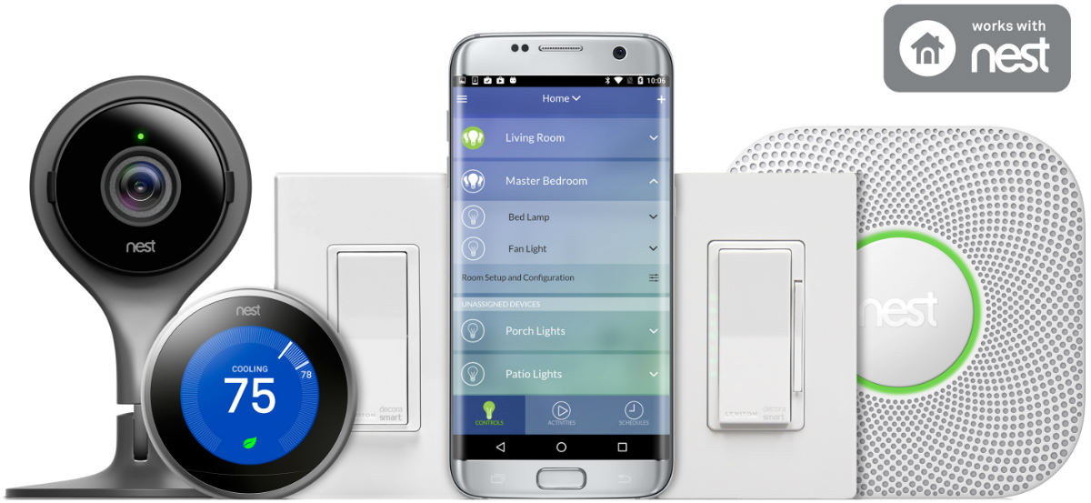 Leviton Wi-Fi Lighting Controls Now Integrate with Nest Devices, No ...