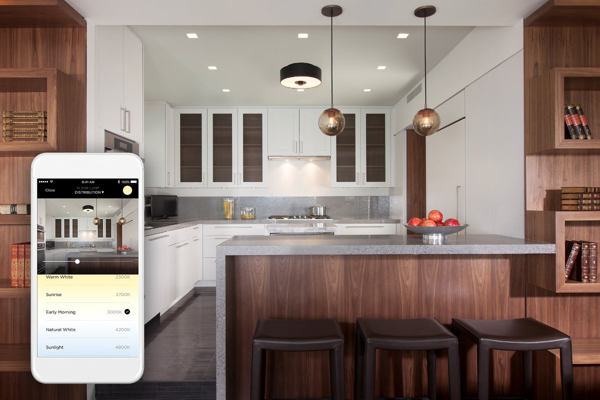 Savant and USAI Lighting Team Up to Bring Easy Control to Color-Changing Light Fixtures