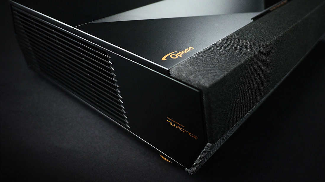 Optoma Laser Cinema System Bundles UltraHD 4K Video and Dolby Digital Sound for $2,999