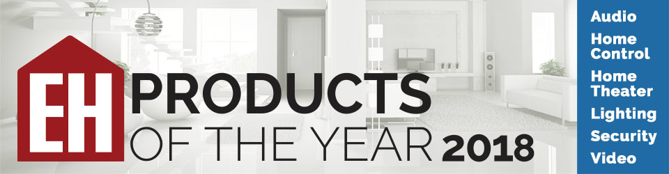 Enter the 2018 Electronic House Products of the Year Awards