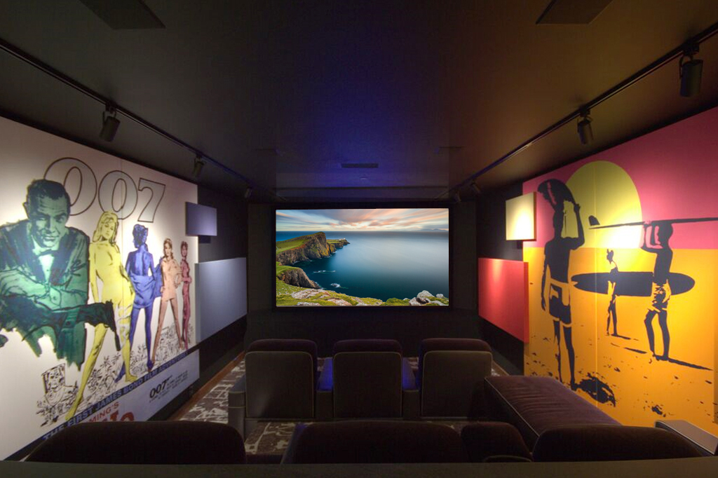 Rayva Home Theater Helps Win Over Client, Elevates Brilliant AV Installation