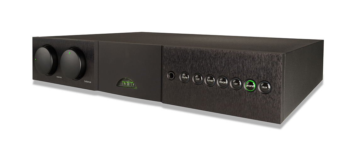 Naim Audio NAIT and SUPERNAIT Integrated Amps are Now Turntable Friendly