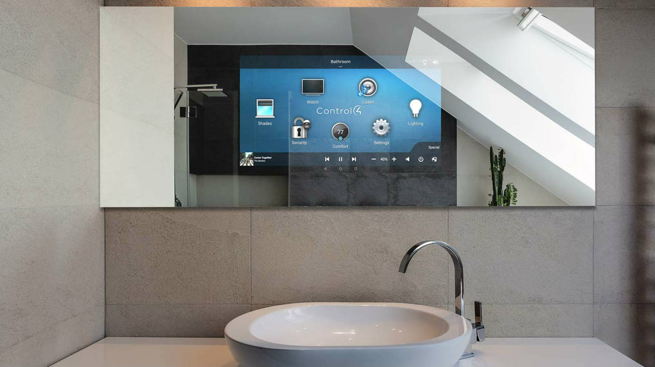 Séura Introduces SMART Mirrors for Smarter Homes