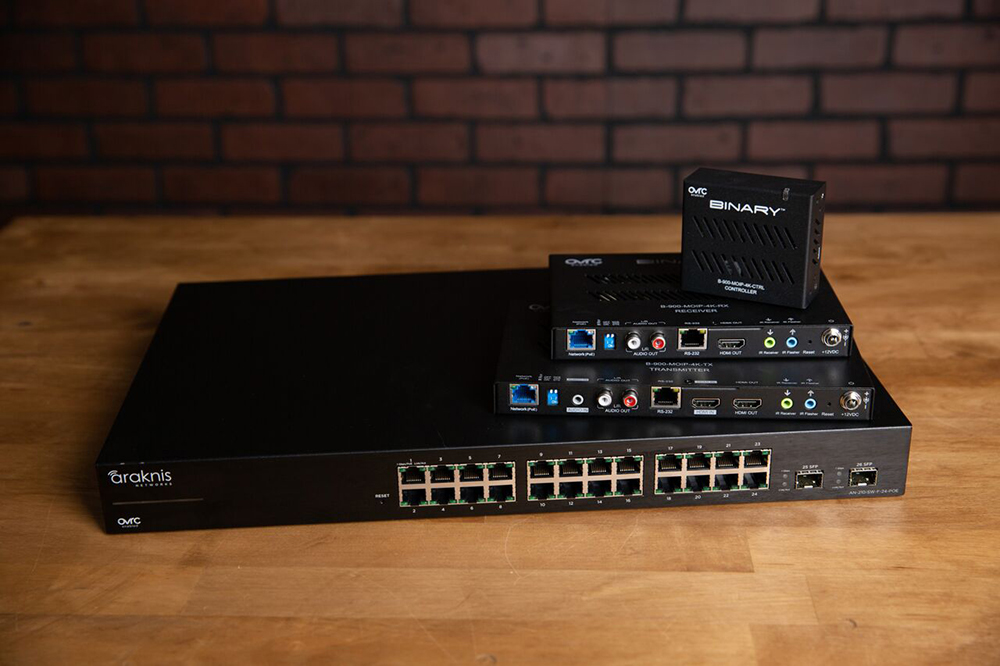 Review: SnapAV Binary 900 Series Provides Reliable, Dealer Friendly AV over IP Solutions