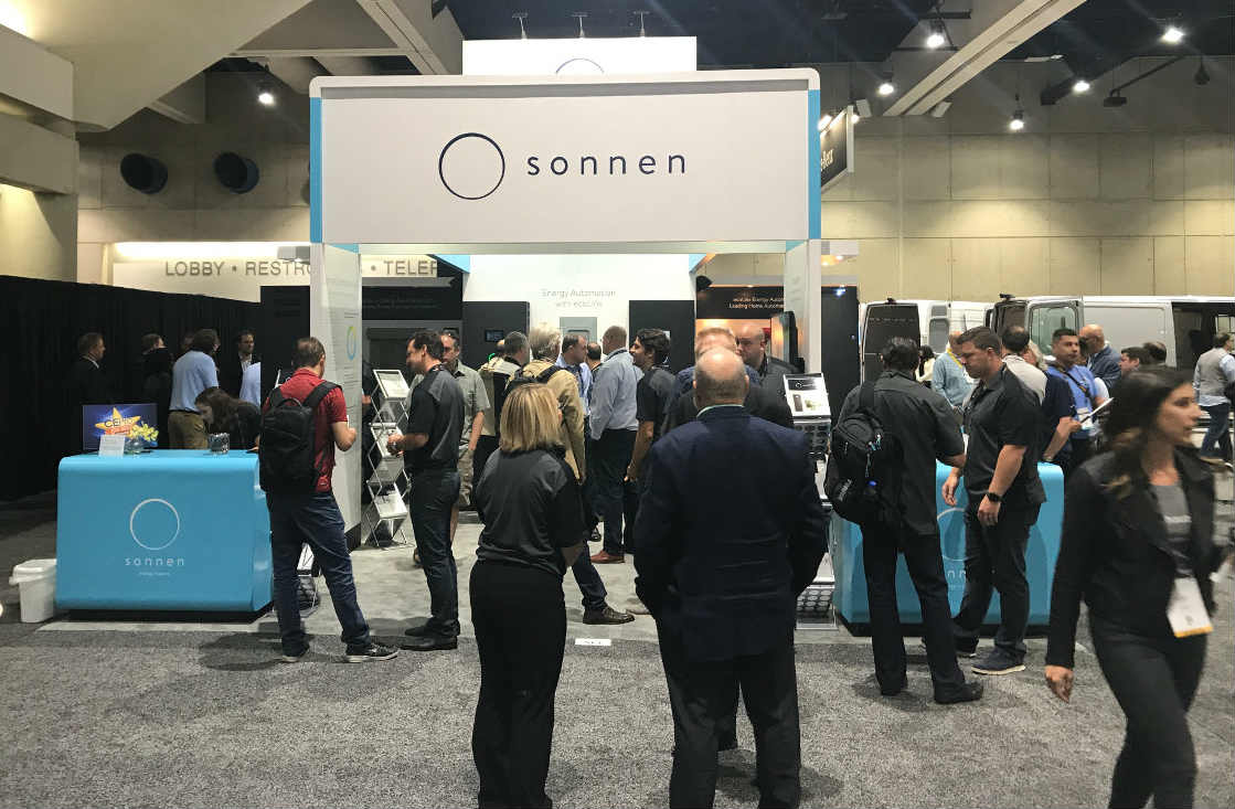 Why Sonnen Was the Busiest Booth at CEDIA Expo 2018