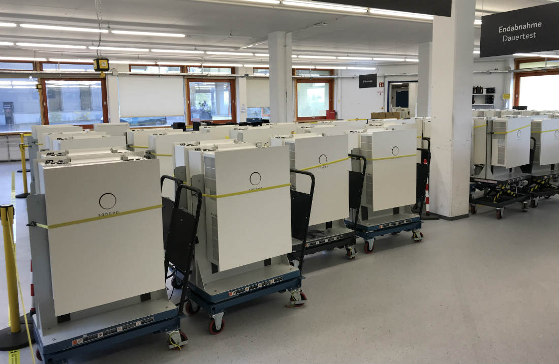 Inside Sonnen Factory: No-Heat Phosphate Battery Technology Is Differentiator