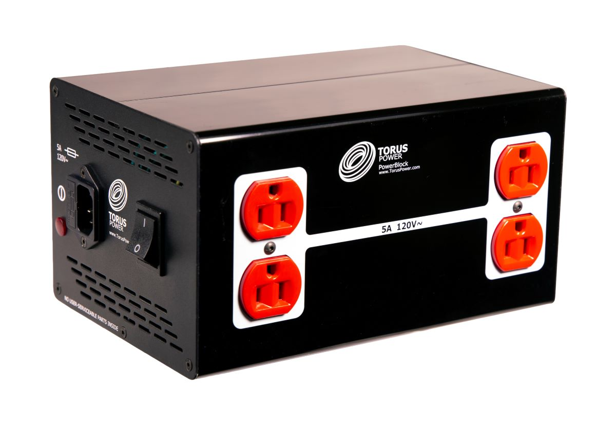 Torus Power Introduces Two Rugged Space Saving Power Conditioners