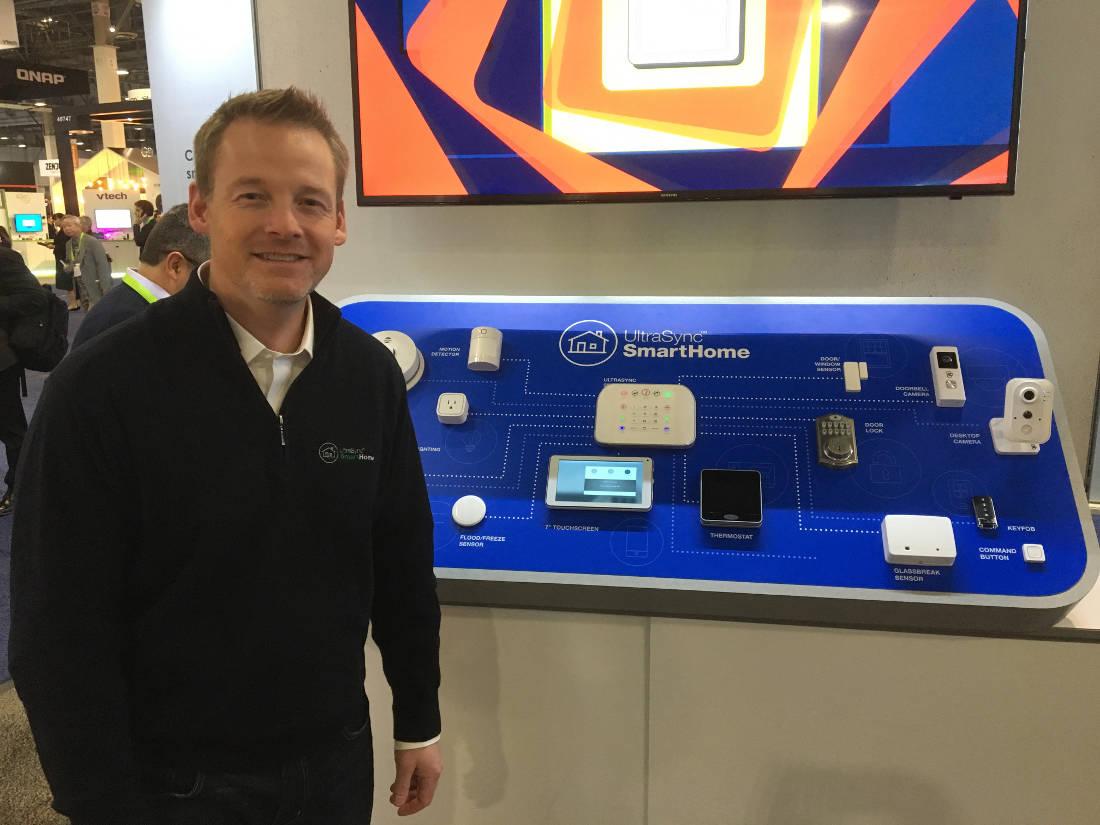 Interlogix UltraSync Adds Cameras, Voice, Doorbell Cam