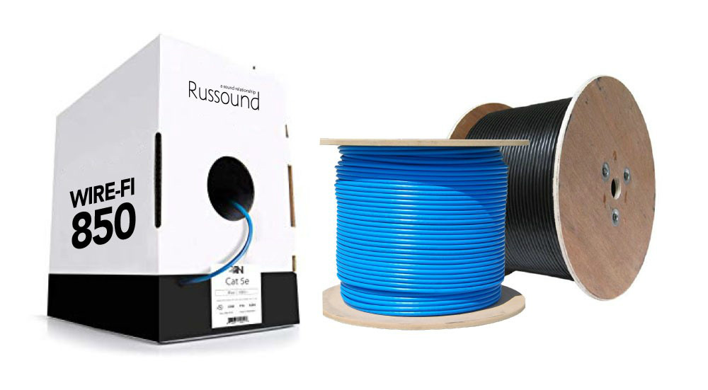 Russound Ultra Premium Wi-Fi Cable Puts the Wire Back in Wireless