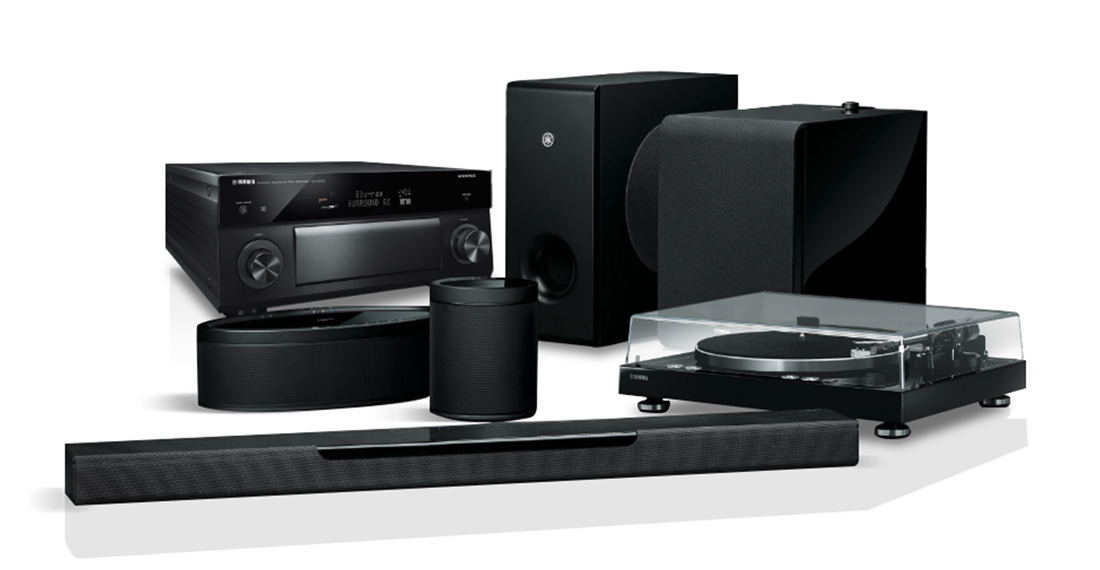 URC Partners With Yamaha and HEOS to Expand Its Whole-House Audio Selection