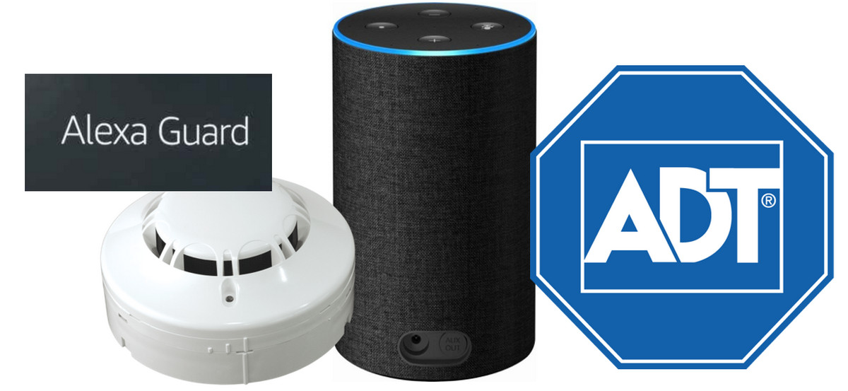 Amazon's New Alexa Guard: Huge Implications for Sound Recognition in Security; ADT Stock up 7%