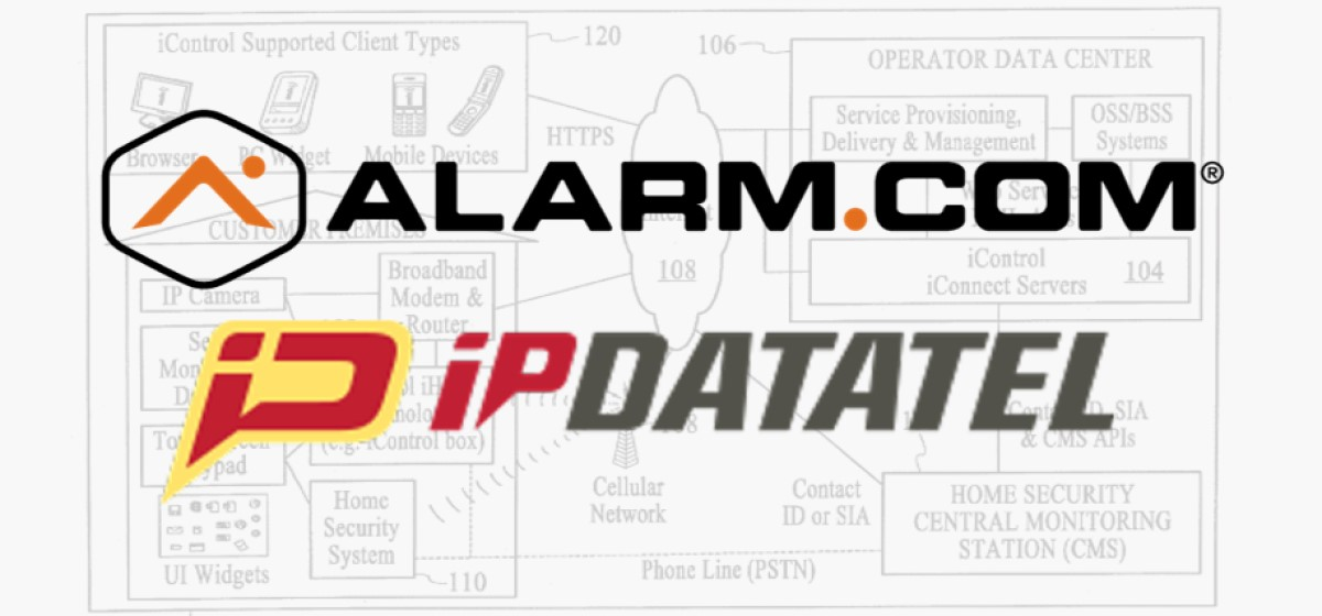 Alarm.com Settles Patent-Infringement Lawsuit with IpDatatel