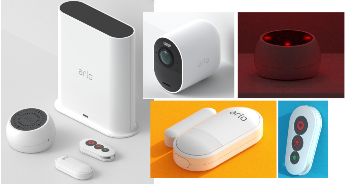 Arlo Launches New Security, Home Automation Hub with Proprietary ArloRF