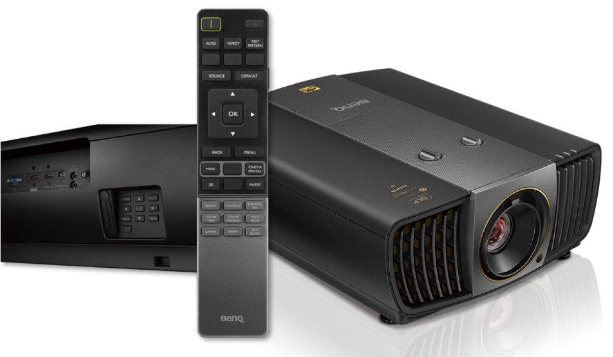 Hands On: BenQ HT9060 4K LED Projector is Ideal for Multipurpose Rooms