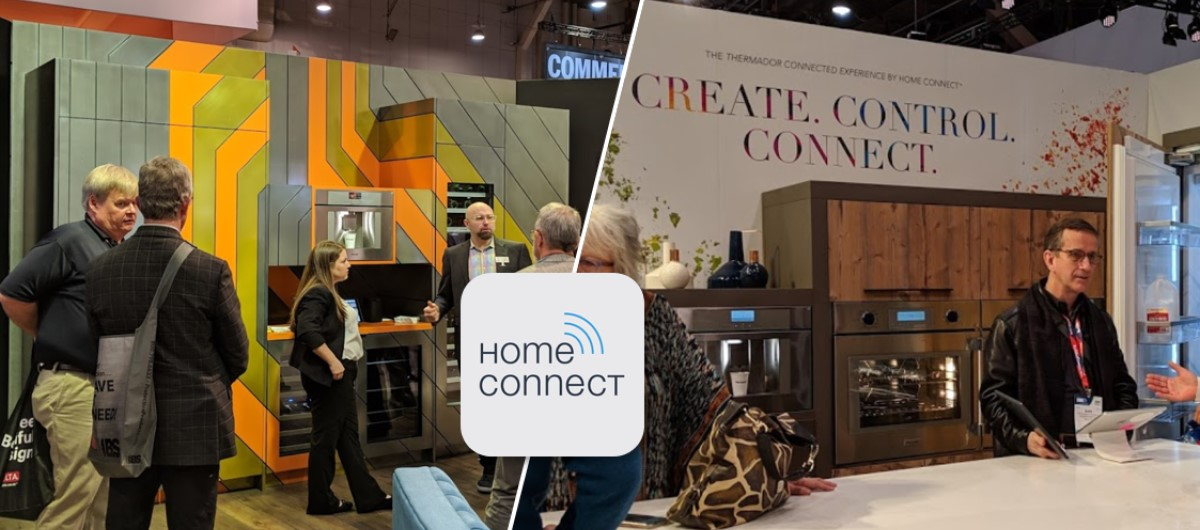 Bosch, Thermador Open Smart-Appliance APIs for Home Automation Integration