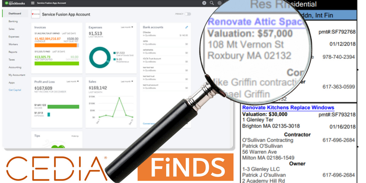CEDIA Finds: 5 New Business Tools including Leads, Field Service Software, Web Content