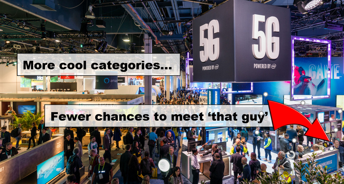 6 Ways CES Has Changed Dramatically