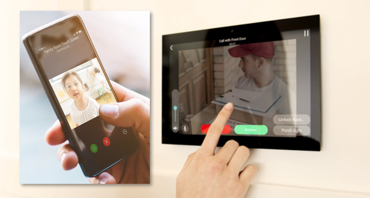 Control4's new Intercom Anywhere 'Elevates the Smart Doorbell'
