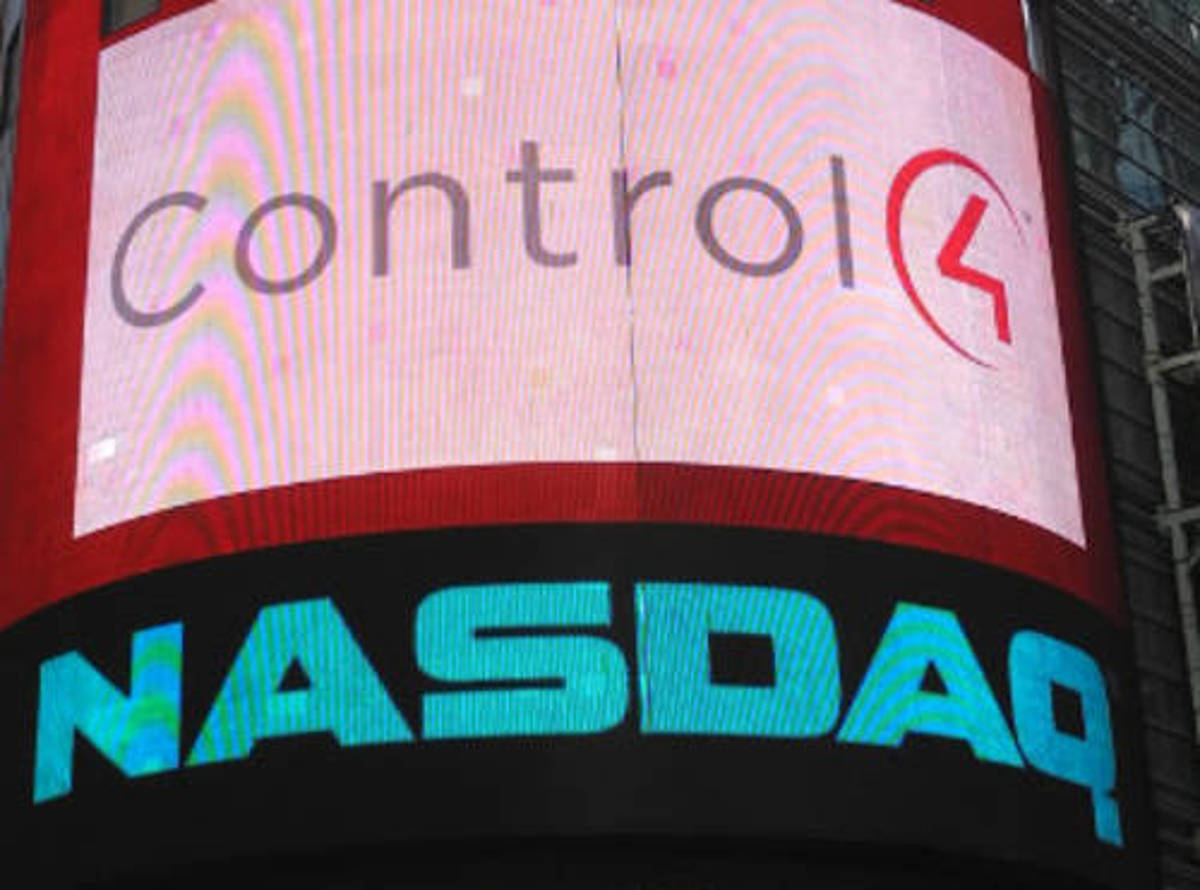 Control4 Reports Record 2017 Revenues of $244.7M