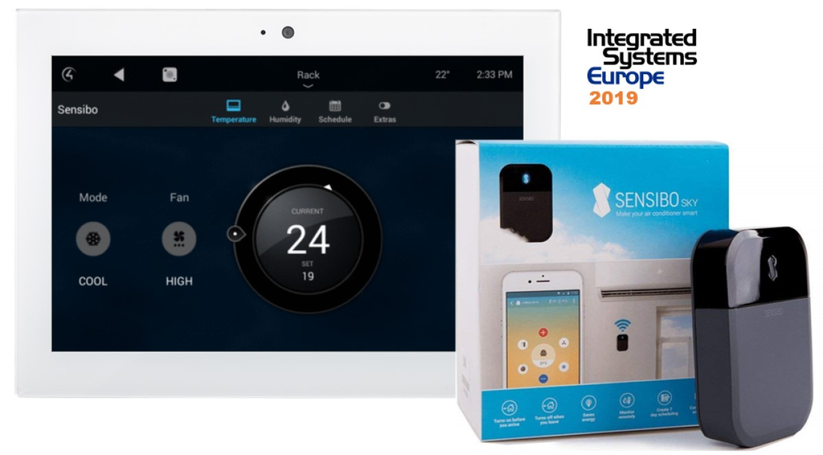 8 New Control4 Home Automation Apps, Drivers Debut at ISE 2019