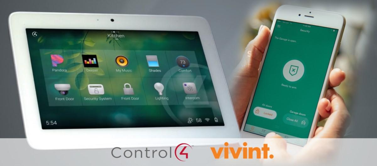 Vivint's Big Home Automation News at CEDIA 2019: Control4