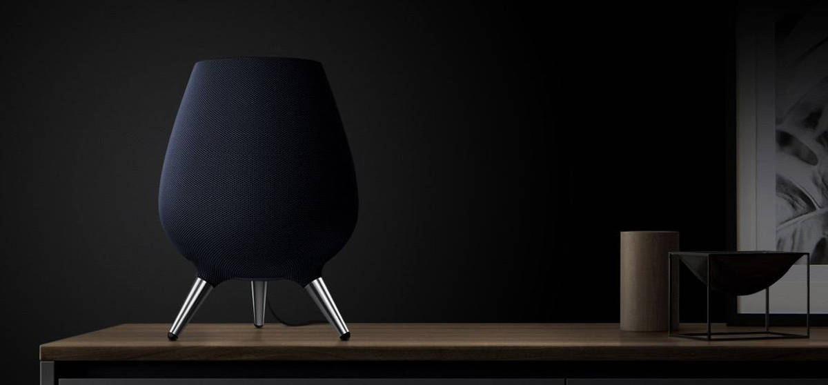 Samsung Galaxy Home Smart Speaker Unveiled; Powered by Harman