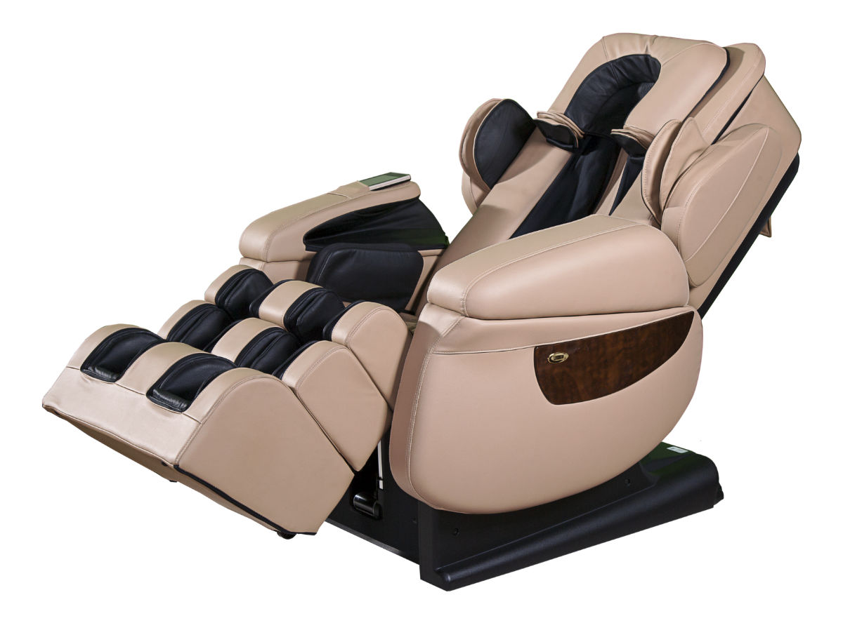 Luraco Carves Out Massage Chair Niche