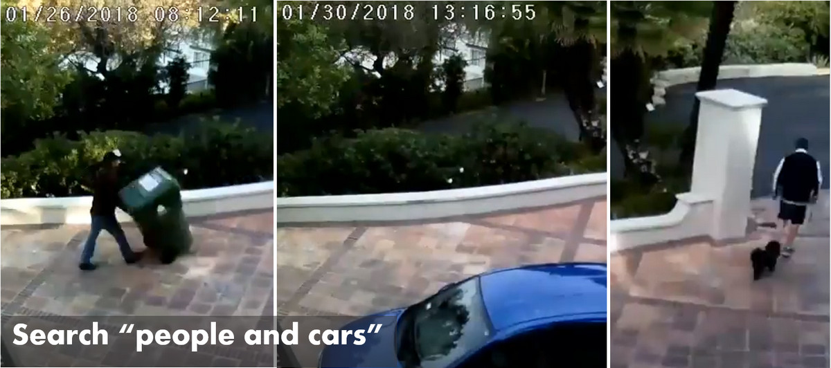 IC Realtime's Ella Video Search Engine Gets Smart Timelapse: 'Show People & Cars'