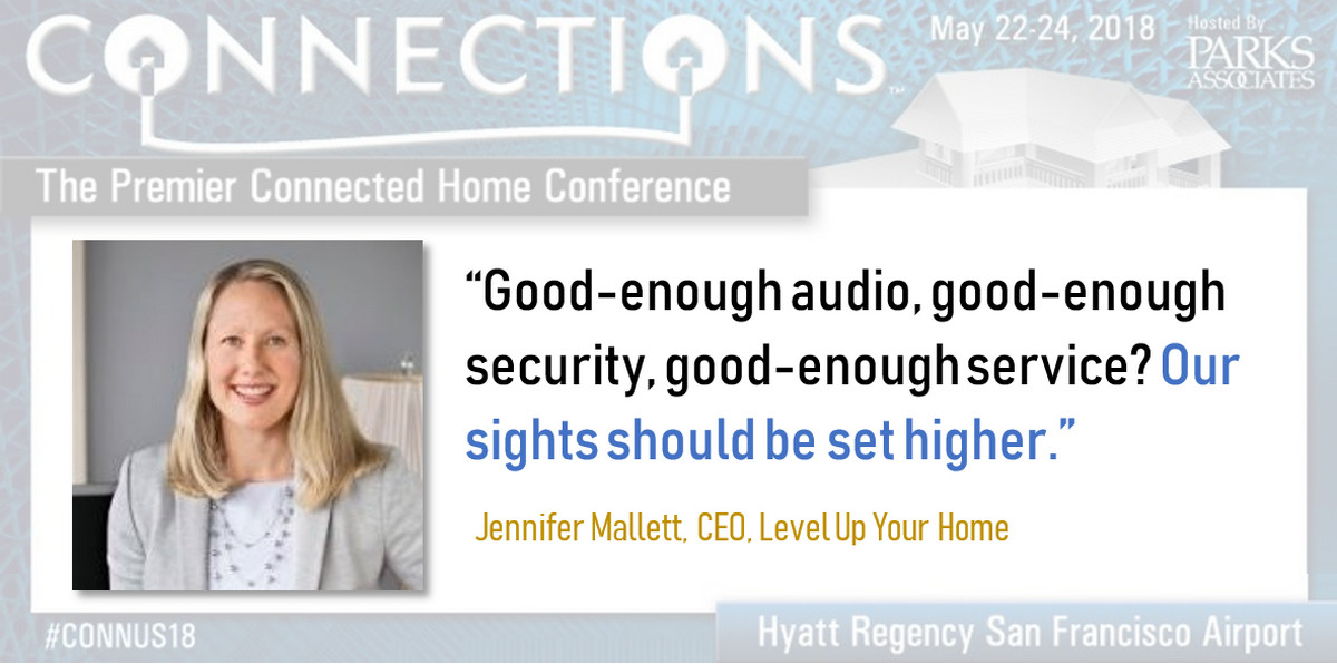 An Integrator's 5 Home-Tech Takeaways from Connections Conference 2018