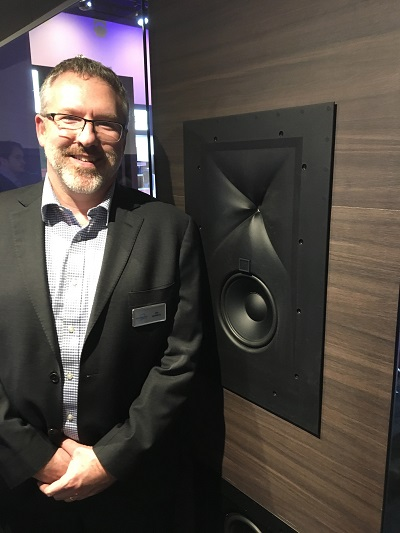 JBL Synthesis Dazzles CES with 'Bargain' $56,400 Home Theater Audio