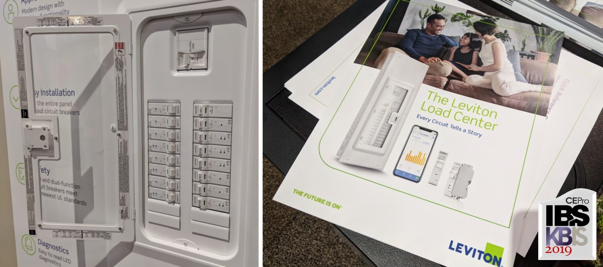 Leviton's New Wi-Fi Load Center: 'No One Else' Integrates