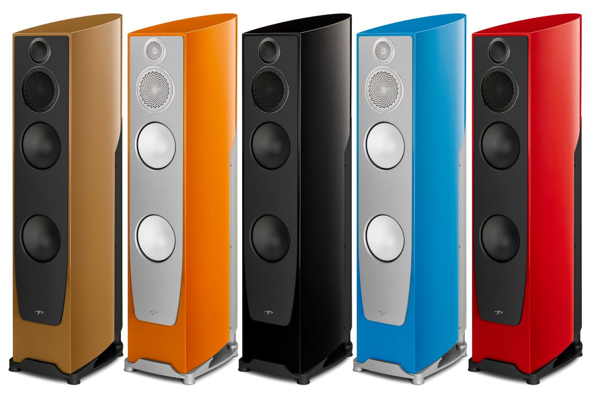 Paradigm, Anthem and MartinLogan Demo Audio Products at High End 2019 Show