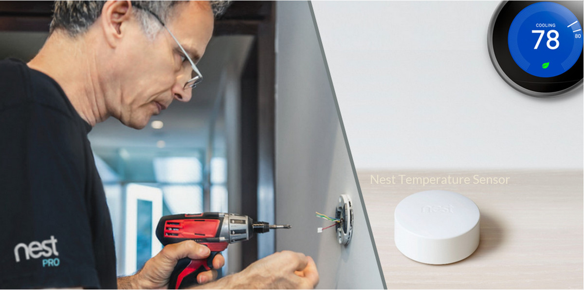 New Nest Temperature Sensors Coming Soon from the 'Celebrity of Thermostats'